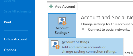 Yahoo-IMAP-Account-Settings