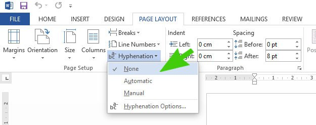Microsoft-Word-Automatic-Hyphenation