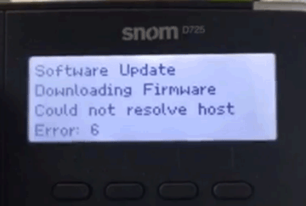 snom720-error-6-could-not-resolve-host