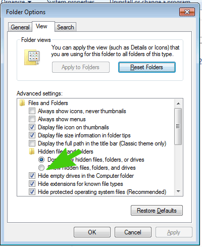 How To Reveal Hidden Files in Windows 10, Windows 8 1 and