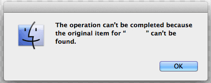 the-operation-can't-be-completed-because-the-original-item-for-can't-be-found